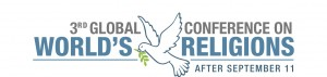 Global Conference World Religions Logo EN